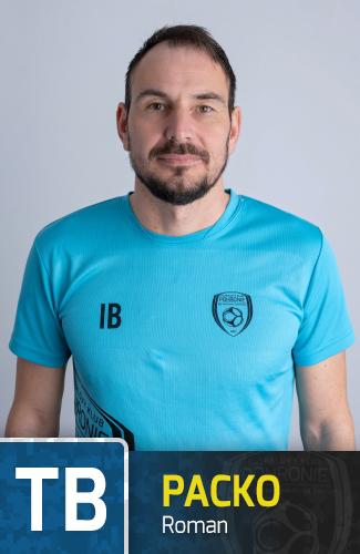 Roman Packo - tréner brankárov