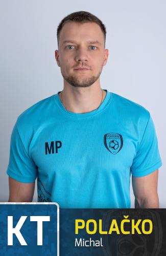 Kondičný tréner - Michal Polačko