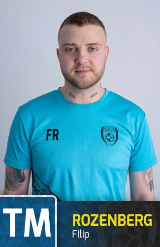 Filip Rozenberg - vedúci mužstva