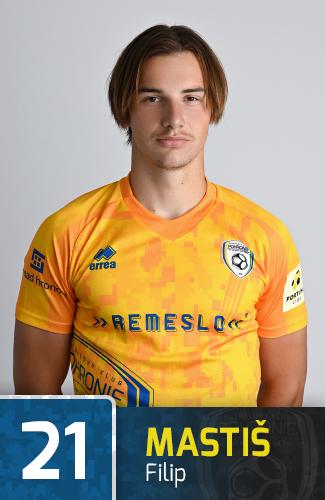 #21 - Filip Mastiš
