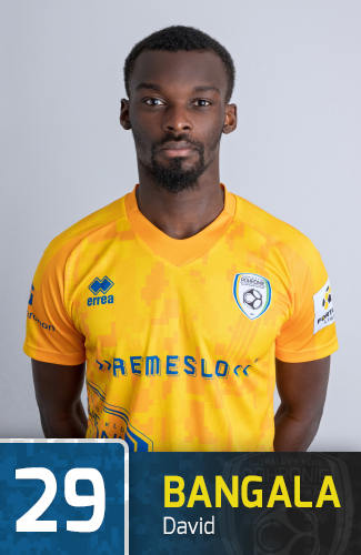 #29 - David Bangala