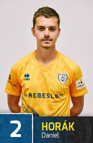 #2 - Daniel Horák