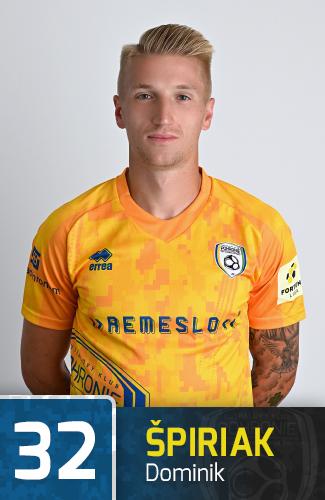 #32 - Dominik Špiriak