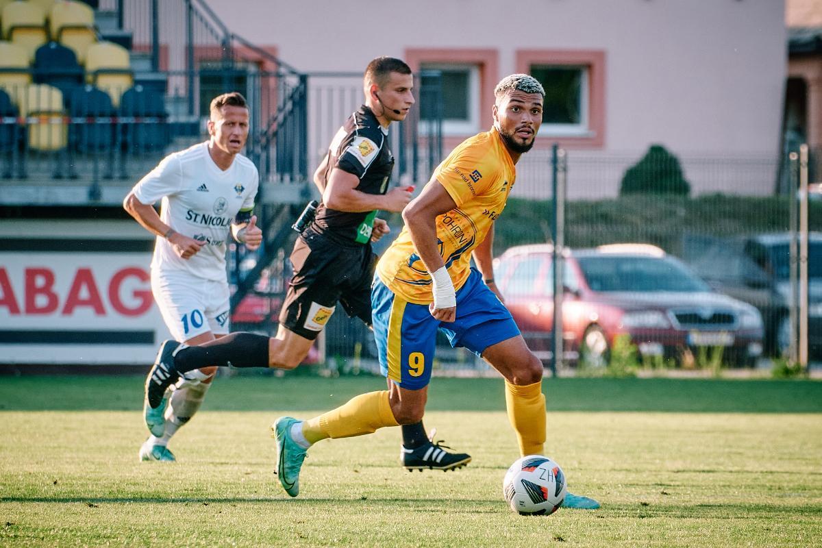 obr: Adler Da Silva sa sťahuje do Slovana Bratislava