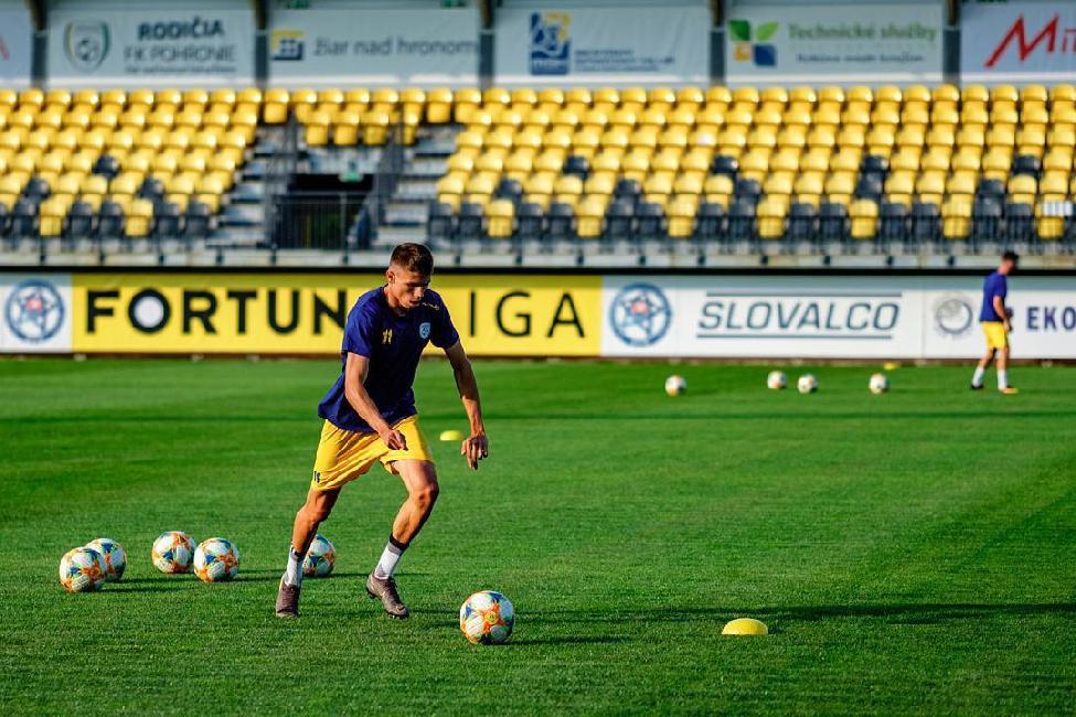 obr: David Hrnčár: Verím, že môj prvý gól v najvyššej súťaži už čoskoro príde