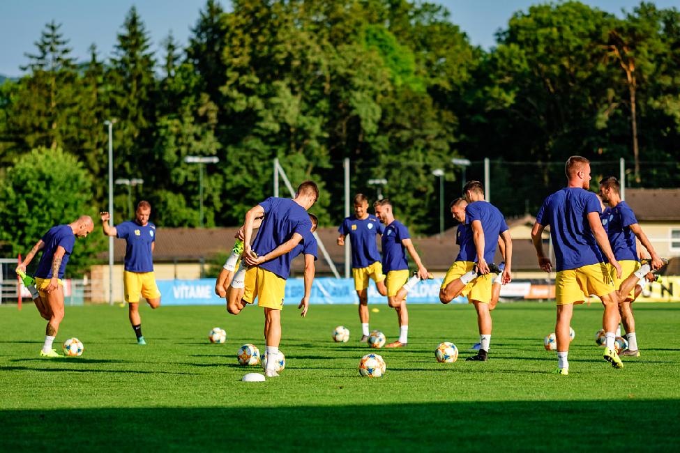obr: Harmonogram tréningov družstiev FK Pohronie od 2.9.2019 do 8.9.2019