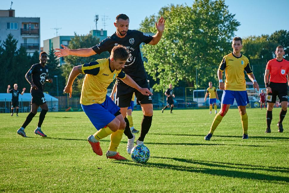 obr: Do 3. kola Slovnaft cupu bez problémov