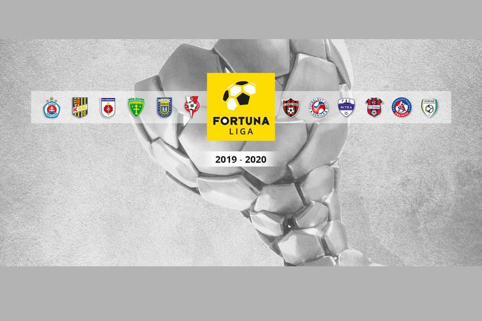 Vyžrebovanie nadstavbovej časti Fortuna ligy