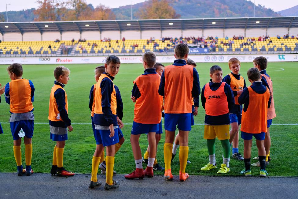 obr: Harmonogram tréningov družstiev FK Pohronie od 29.10.2018 do 4.11.2018