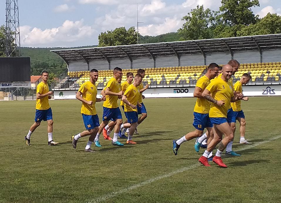 obr: Harmonogram tréningov družstiev FK Pohronie od 17.6.2019 do 23.6.2019