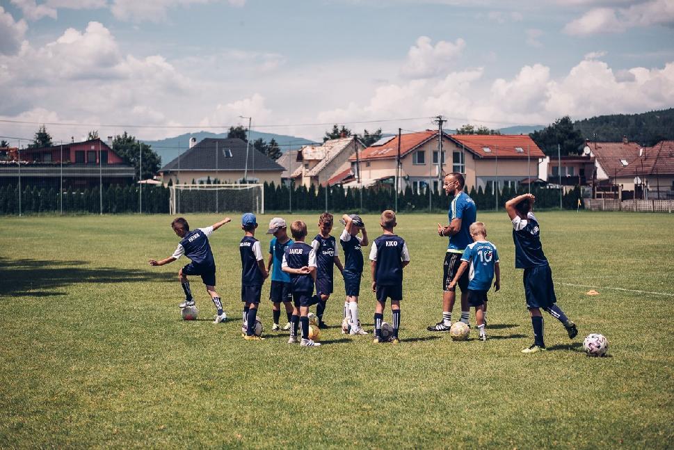 obr: Harmonogram tréningov družstiev FK Pohronie od 13.7.2020 do 19.7.2020