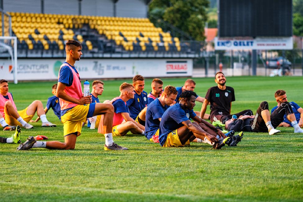 obr: Harmonogram tréningov družstiev FK Pohronie od 16.9.2019 do 22.9.2019