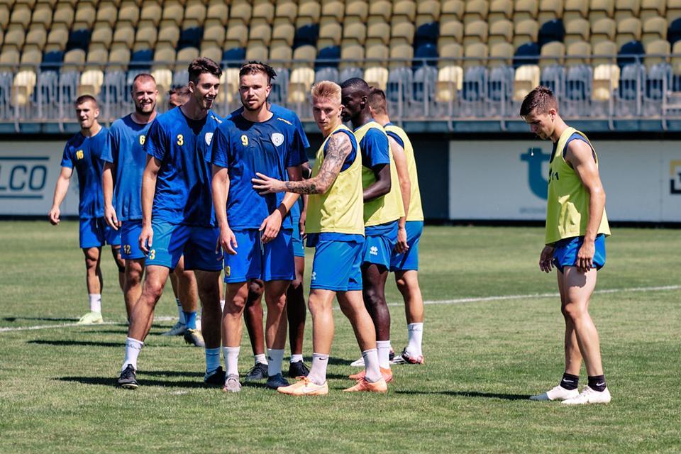 obr: Harmonogram tréningov družstiev FK Pohronie od 3.8.2020 do 9.8.2020