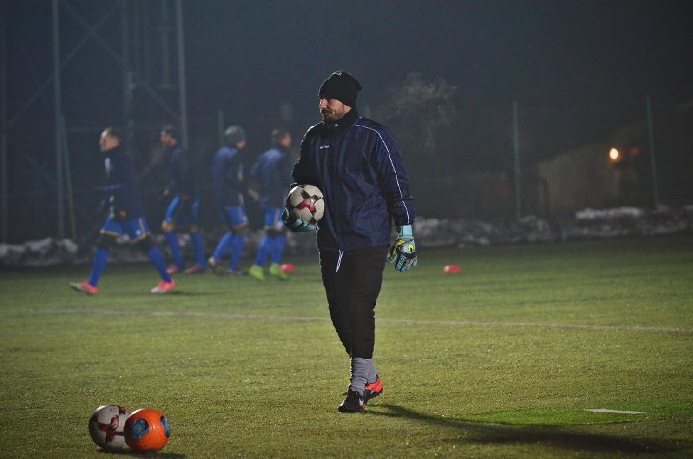 obr: Harmonogram tréningov družstiev FK Pohronie od 3.12.2018 do 9.12.2018