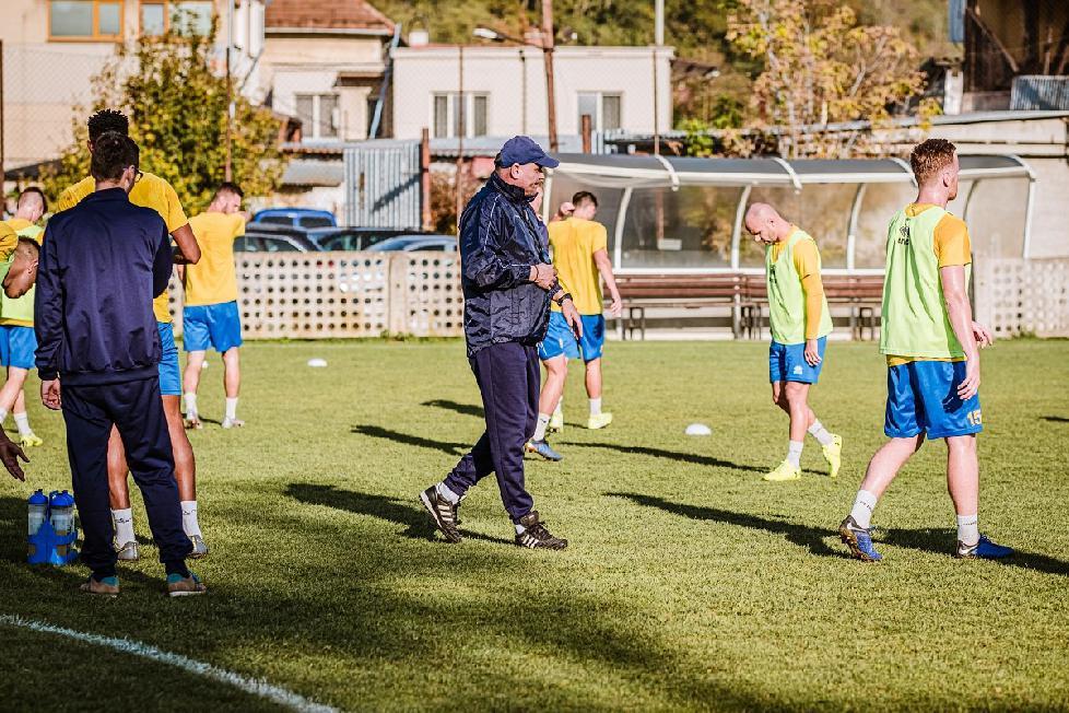 obr: Harmonogram tréningov družstiev FK Pohronie od 04.11.2019 do 10.11.2019