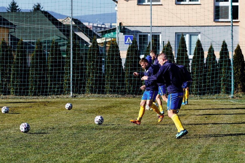 obr: Harmonogram tréningov družstiev FK Pohronie od 10.2.2020 do 16.2.2020