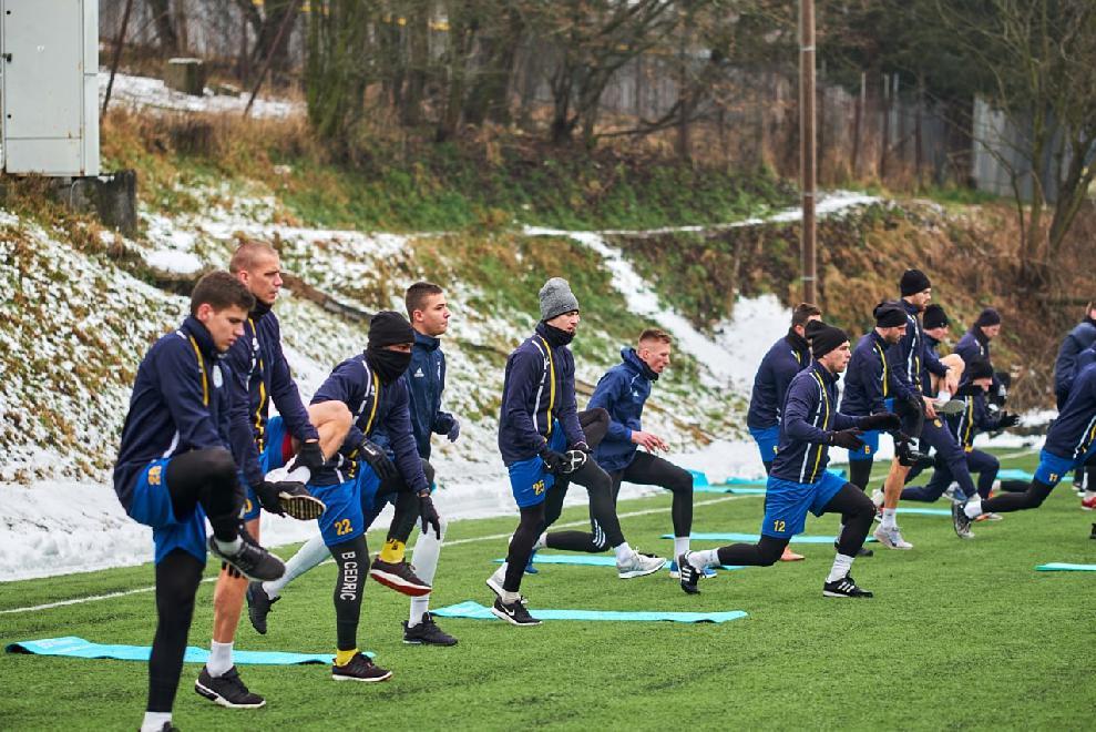 Harmonogram tréningov družstiev FK Pohronie od 20.1.2020 do 26.1.2020