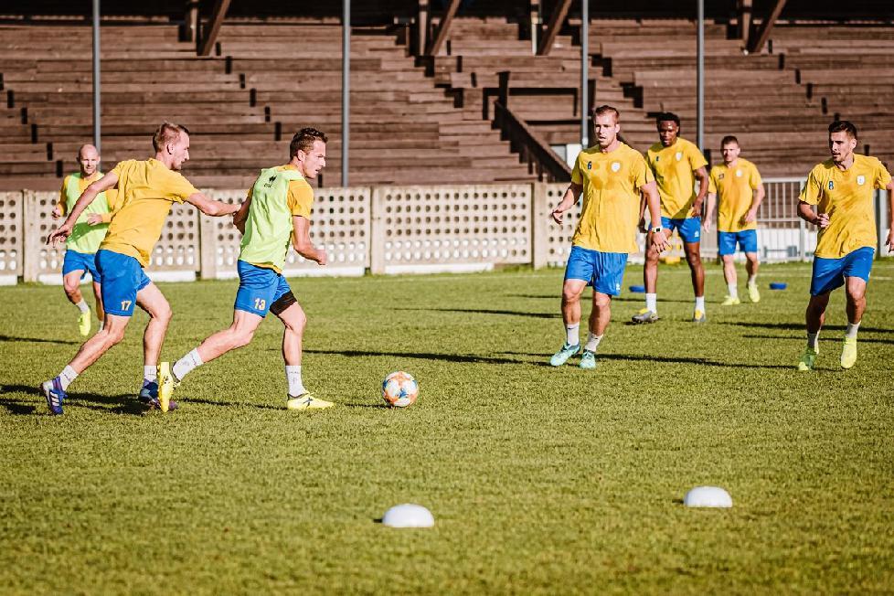 obr: Harmonogram tréningov družstiev FK Pohronie od 21.10.2019 do 27.10.2019