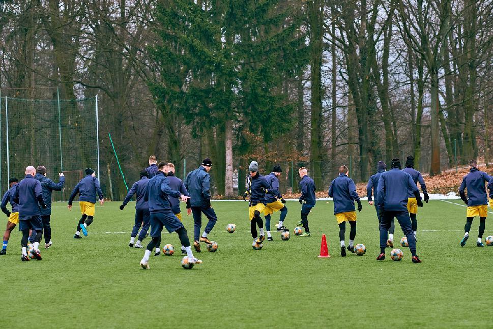 obr: Harmonogram tréningov družstiev FK Pohronie od 3.2.2020 do 9.2.2020