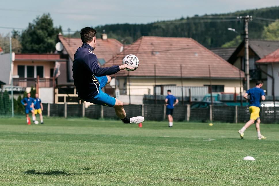 obr: Harmonogram tréningov družstiev FK Pohronie od 4.5.2020 do 10.5.2020