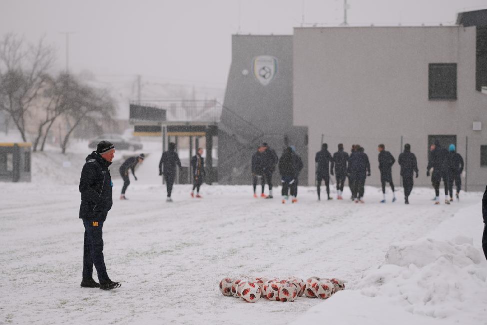 obr: Harmonogram tréningov družstiev FK Pohronie od 14.1.2019 do 20.1.2019