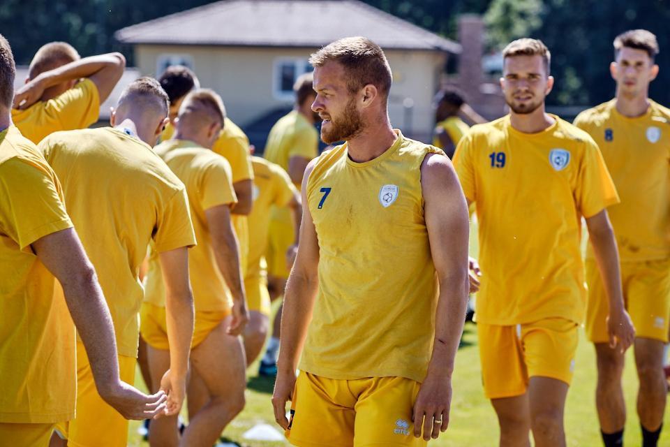 obr: Harmonogram tréningov družstiev FK Pohronie od 20.7.2020 do 26.7.2020