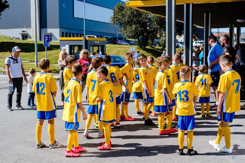obr: Harmonogram tréningov družstiev FK Pohronie od 30.9.2019 do 6.10.2019