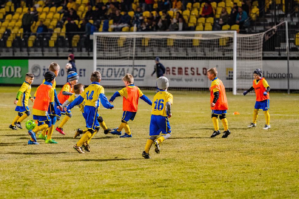 Harmonogram tréningov družstiev FK Pohronie od 18.3.2019 do 24.3.2019