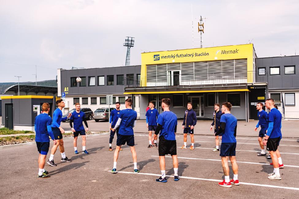 Harmonogram tréningov družstiev FK Pohronie od 29.4.2019 do 5.5.2019