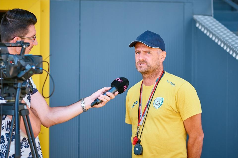 obr: Zmena v realizačnom tíme FK Pohronie