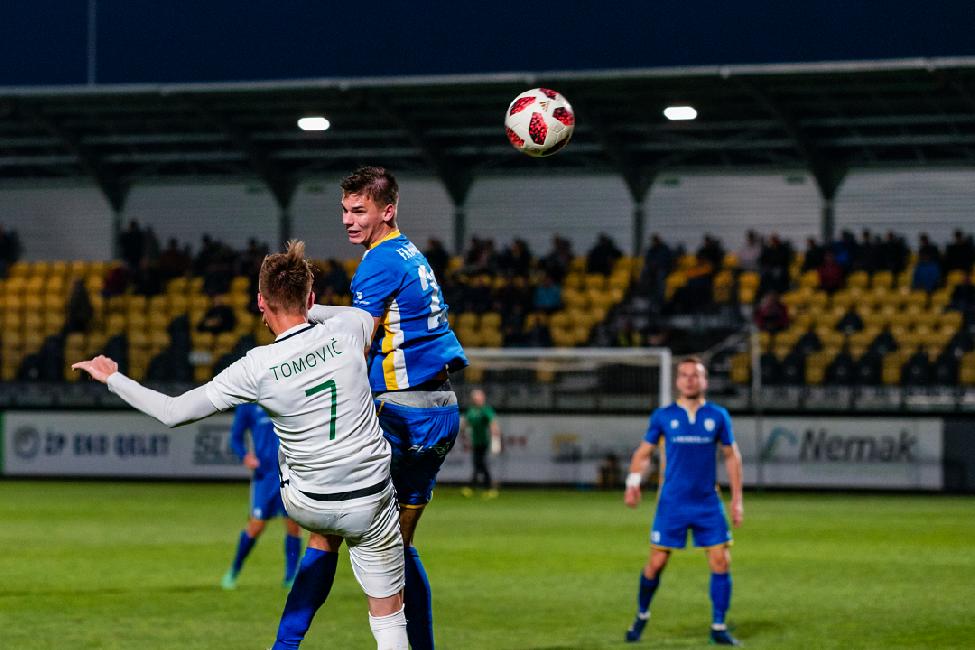 obr: Hrotový útočník Dávid Kondrlík pochádza z futbalovej rodiny