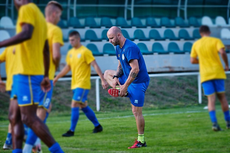 Lukáš Tesák odišiel z FK Pohronie