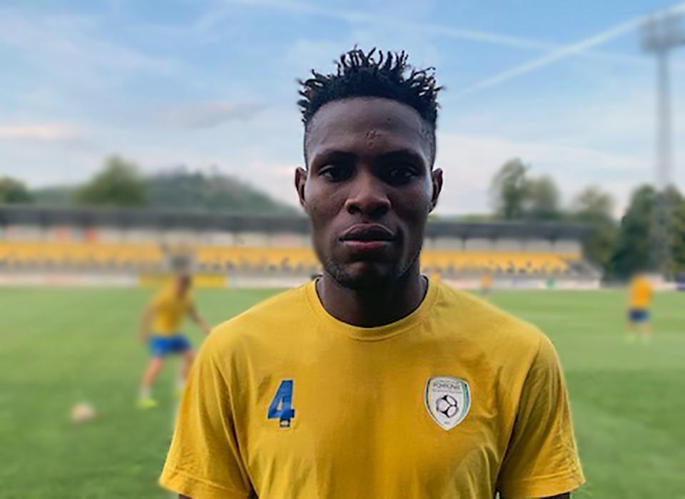 Kamerunčan Meda je novým členom tímu FK Pohronie
