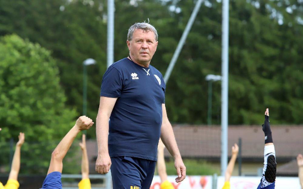 obr: Milan Nemec rezignoval na post hlavného trénera FK Pohronie