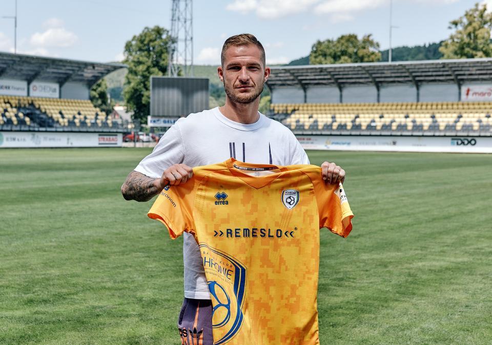 Pavel Čmovš v FK Pohronie