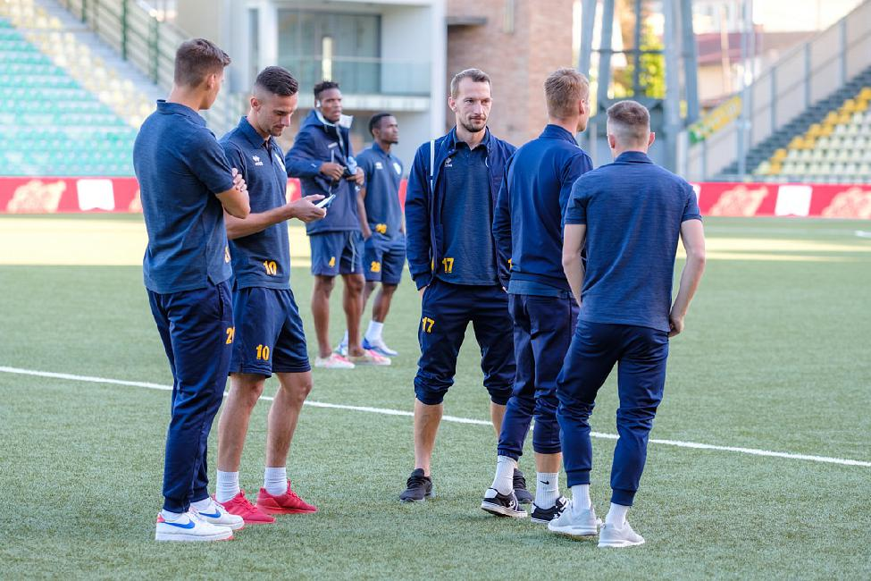 obr: Harmonogram tréningov družstiev FK Pohronie od 23.9.2019 do 29.9.2019
