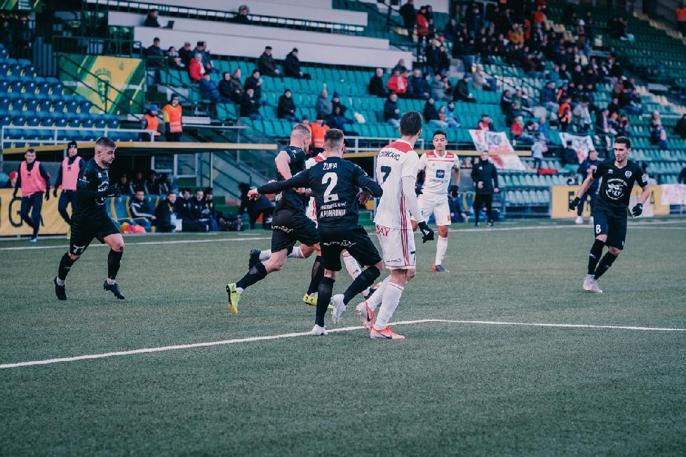 Proti Trenčínu sme si pripísali druhé víťazstvo vo Fortuna lige