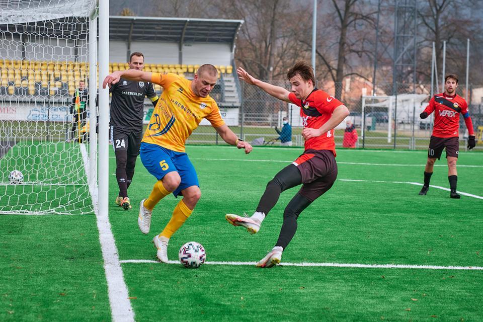 obr: V prvom prípravnom zápase remíza 1:1