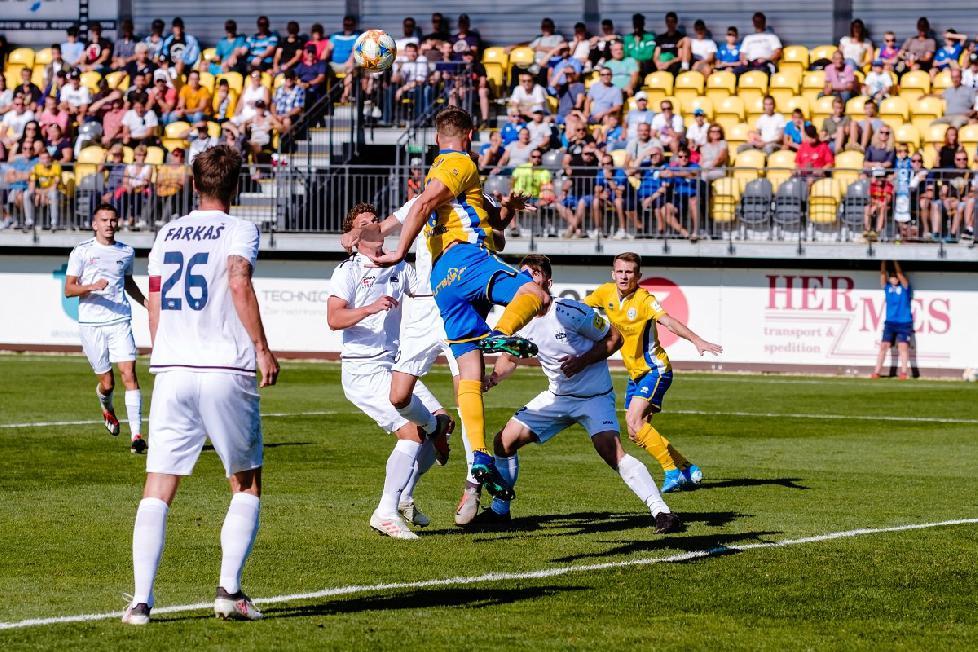 Zápas proti Nitre skončil 3:0 v náš neprospech