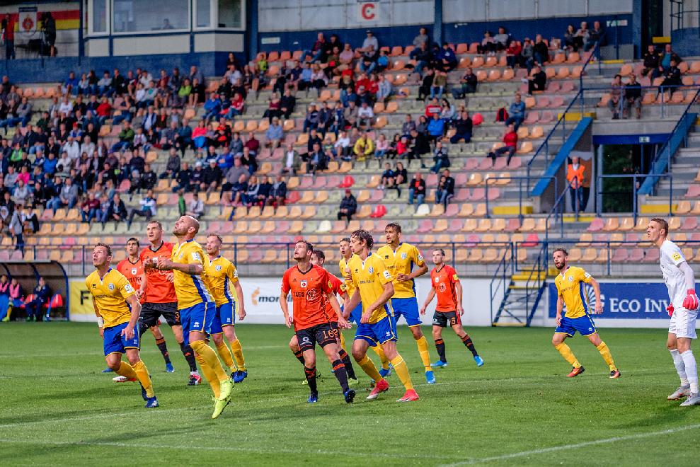obr: Pohronie zaznamenalo proti Ružomberku historicky prvú výhru vo Fortuna lige!