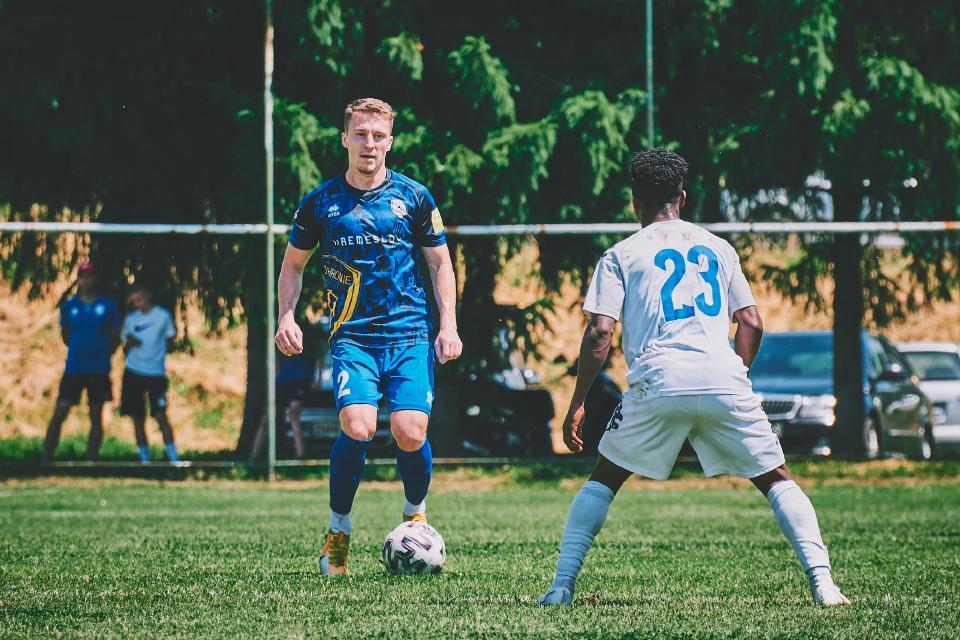 V prvom prípravnom zápase výhra nad Šamorínom 3:0