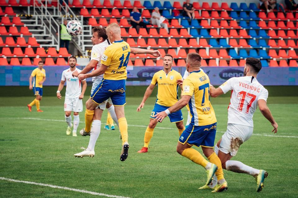 obr: Zápas so Sereďou skončil nerozhodne