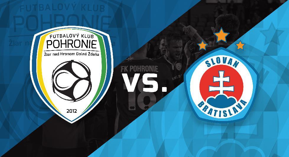 Vstupenky na zápas so Slovanom už v predaji!