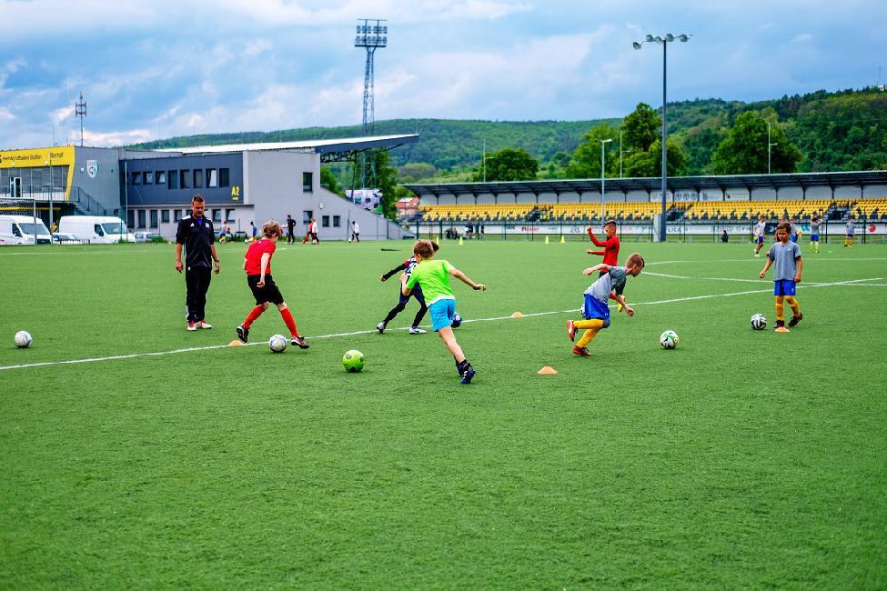 Harmonogram tréningov družstiev FK Pohronie od 10.6.2019 do 16.6.2019