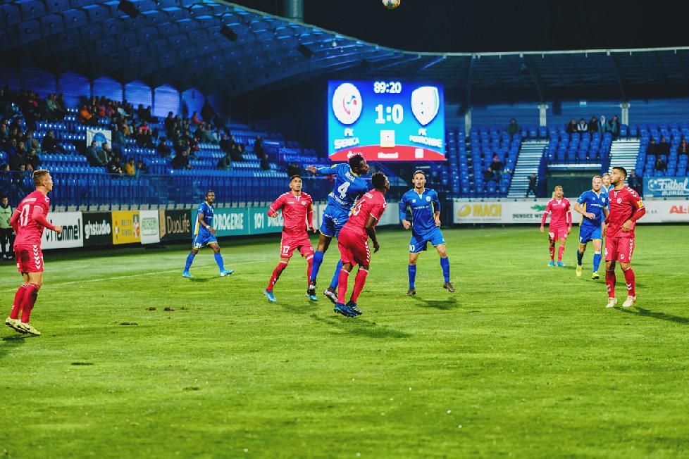 obr: Rozuzlenie zápasu so Senicou prišlo až v závere