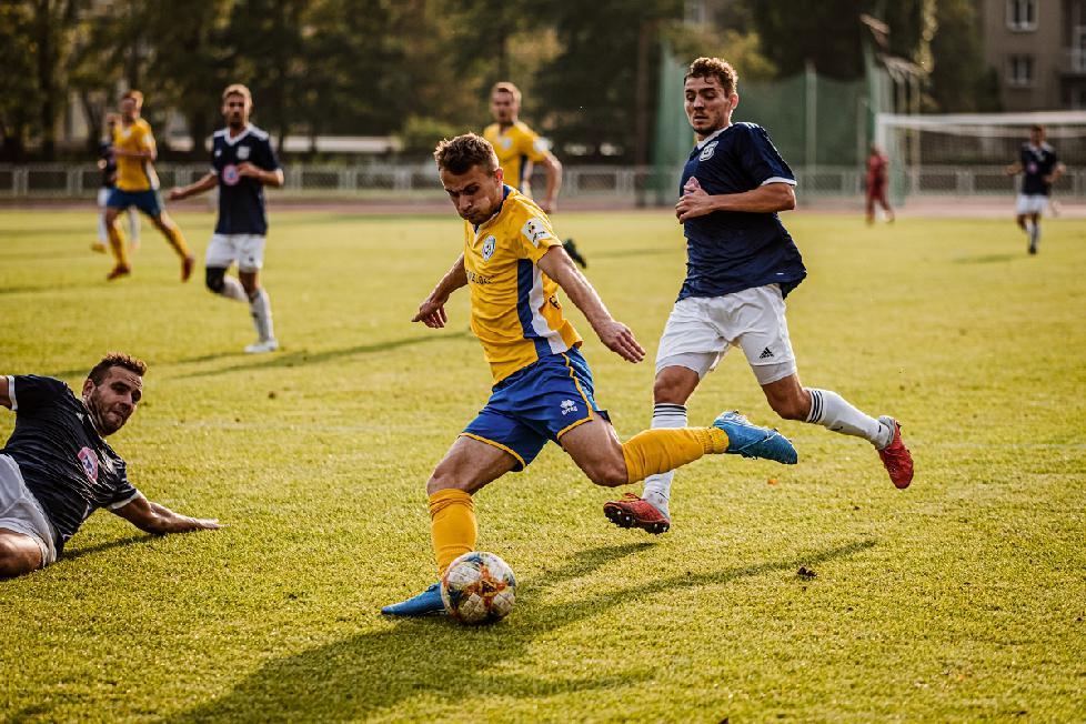 Presvedčivé víťazstvo v Košiciach nám zabezpečilo postup do osemfinále Slovnaft cupu