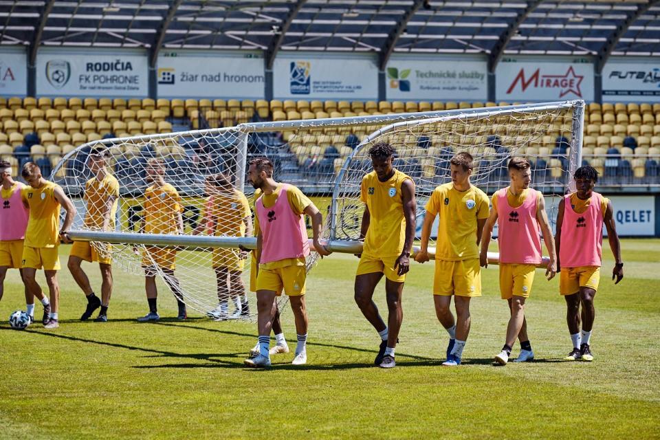 Harmonogram tréningov družstiev FK Pohronie od 27.7.2020 do 2.8.2020