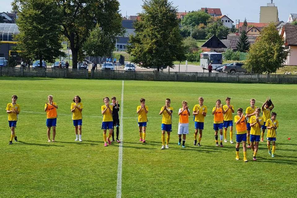 Výsledkový servis mládeže: Mládežníci FK Pohronie v 37. týždni