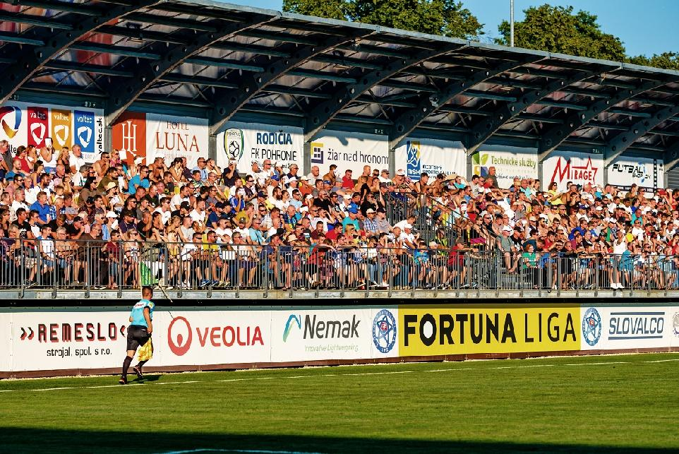Podmienky vstupu na štadión pri domácom zápase proti MFK Zemplín Michalovce