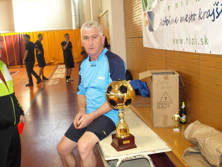 Milan Priebera oslávil šesťdesiatku